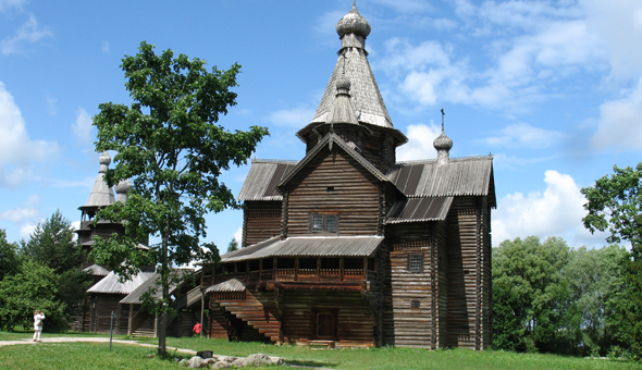 De l'histoire médiévale russe le